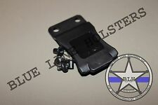 "FOMI Nylon Fold Over Belt Clip with HARDWARE 1.75""  1 3/4 Kydex IWB Holster DIY"