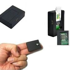Quadband mini GSM Voice Activate Device Ear Bug Listening Device SIM Card Spy