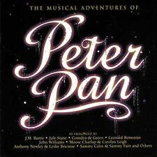 The Musical Adventures Of Peter Pan  1996 Studio Compilation  1996