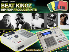 Hip Hop Productores Kits-Akai MPC2000 Xl Formato-Disco Zip