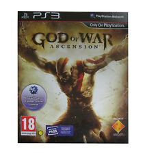 God of War Ascension on PS3 *Fast & Free UK Shipping*