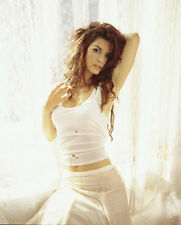 Shania Twain UNSIGNED photo - E623 - Canadian singer and songwriter