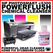 HP Photosmart C5300 C6300-head cleaner: Nettoyant buse tête d'impression Déboucheur &