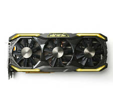 New ZOTAC NVIDIA GeForce GTX 1080 AMP Extreme 8GB GDDR5X DVI/HDMI/3DisplayPort