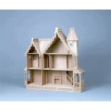 Greenleaf - The Mckinley Dollhouse - Wood / Wooden Dollhouse Kit