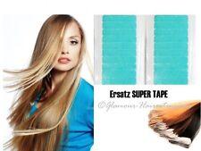 12 Super Tape für Haarverlängerung Extensions Skin weft Klebetape Klebestreifen