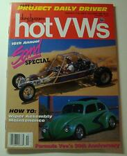 DUNE BUGGIES AND HOT VWs MAGAZINE OCT/1993..16th ANNUAL SAND SPECIAL..