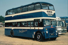 581084 Preserved Leyland Decker Owned By The Delaine Lincolnshire A4 Photo Print