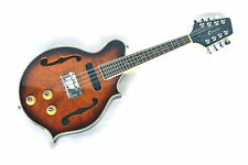 NEW ELECTRIC MANDOLIN POWERED PICKUP BY CLEARWATER IN TOBACCO SUNBURST