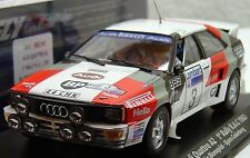 FLY 88245 AUDI QUATTRO A2 1º RALLY R.A.C. '83  NEW 1/32 SLOT CAR IN CASE