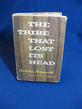 The Tribe That Lost Its Head by Nicholas Monsarrat, First Edition