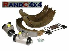 6047 Land Rover Series 3 LWB Rear Brake Shoe & Wheel Cylinders Kit