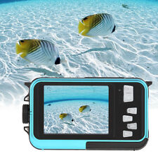 Duble Screen HD 24MP Waterproof Digital Video Camera 1080P DV 16x Digital Zoom