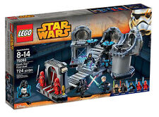 Lego Star Wars Death Star Final Duel 75093 Building KIT + MINI FIGURES -NEW!!