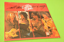 THE GESS WHO LP ALL THIS FOR A SONG ORIG ITALY 1979 SIGILLATO TOP SEALED