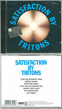 Tritons. Satisfaction by Tritons (1974) CD NUOVO SIG New Trolls. Twist And Shout