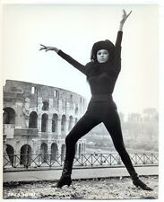 FRAN JEFFRIES original movie GLAMOUR photo 1960s
