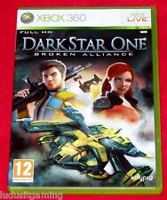 DARK STAR ONE: BROKEN ALLIANCE for Xbox 360 PAL DARKSTAR ONE BROKEN ALLIANCE