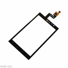 TOUCH SCREEN VETRO VETRINO LG P920 P 920 3D OPTIMUS NERO BLACK
