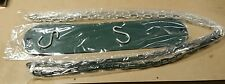 Swingset Seat Belt Swing + Coated Chains GREEN Playground Accessories Free Ship