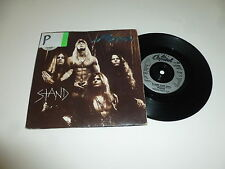 "POISON - Stand - 1993 UK limited edition 2-track 7"" vinyl single"