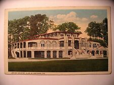 Lehigh Country Club in Allentown PA 1919