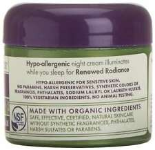 Avalon Organics Night Cream Lavender Luminosity -- 2 oz