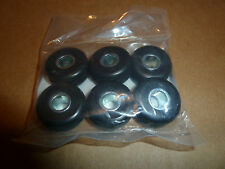TRADE PACK OF 6 HARLEY DAVIDSON  PETROL TANK MOUNT  RUBBERS FOR SHOVEL HEADS