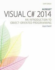 Microsoft® Visual C# 2015 : An Introduction to Object-Oriented Programming by J…