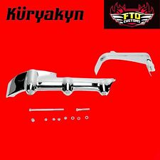 Kuryakyn Chrome Inner Primary Covers 06-'17 Dyna 8377