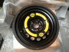 VW TOUAREG SPACE SAVER SPARE WHEEL 195/80/17 106P 5x120 7L6601027 B ET40 AUDI Q7