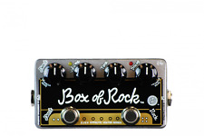 ZVEX Effects Vexter Box of Rock Overdrive