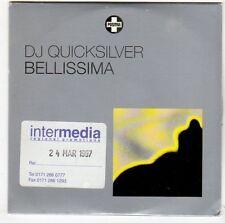 (EM656) DJ Quicksilver, Bellissima - 1997 DJ CD