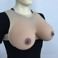 I/JCup Breast Forms Male Transgender Huge Fake Breast Forms Crossdresser Boobs