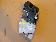 04 NISSAN PATROL Y61 BACK RIGHT DOOR LOCK REAR DRIVERS DOOR ACTUATOR 8255244U10