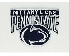 """Penn State University Embroidered Iron On Patch 3.5"""" x 2.75"""""""