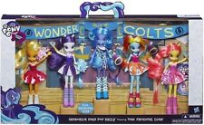My Little Pony Canterlot High Pep Rally featuring Vice Principal Luna 5 figures