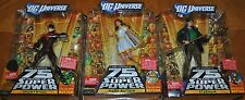 DC UNIVERSE COMICS 75 YEARS VARIANT FIGURES NIGHTWING TRS, STARMAN & MARY BATSON