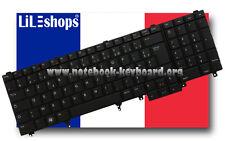 Clavier Français Orig. Dell Latitude E5520 E5520M E5530 E6520 E6530 E6540 NEUF