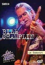 Champlin, Bill - Bill Champlin - In Concert: Ohne Filter (OVP)