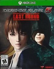 Dead or Alive 5 Last Round RE-SEALED Microsoft Xbox One 1 XB XB1 XB3 GAME