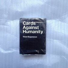 Cards Against Humanity, Third (3rd) Expansion, 112 Card Party Game, BLEMISHED