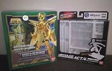 SAINT SEIYA MYTH CLOTH KRAKEN SCALE NETTUNO + STAGE ACT. 4 ORIGINAL BANDAI NUOVO