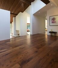 Trade Choice Engineered Black Walnut 18/4mm x 190mm Lacquered Wood Flooring