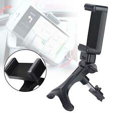 Noir 360 ° Car Air Vent Mount Cradle Stand For Smart Phone Cell GPS mobile DD DD