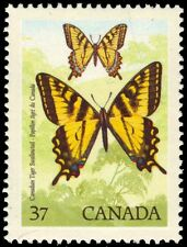 "CANADA 1213 - Entomology Congress ""Canadian Tiger Swallowtail"" (pa88394)"