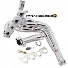 VW Polo 6N 1.4 1.6 16v Performance Stainless Steel Exhaust Manifold CNC Machined