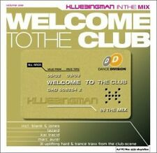 Klubbingman Welcome to the club 01 (mix, 2002) [2 CD]