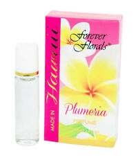 Plumeria Perfume Roll-on by Forever Florals Hawaii (New In Box, FREE SHIP USA)