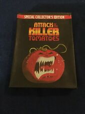ATTACK OF THE KILLER TOMATOES DVD SPECIAL COLLECTOR'S EDITION